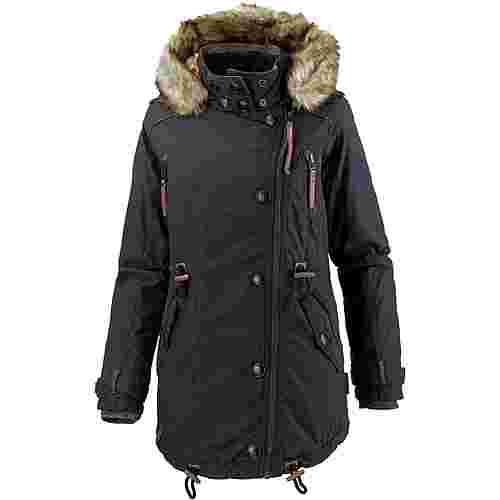 Naketano Parka Damen dark blue