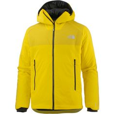 The North Face Summit L3 Ventrix Kunstfaserjacke Herren canary yellow