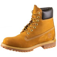 TIMBERLAND 6 Inch Boots Herren gelb