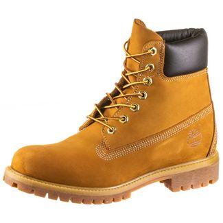 TIMBERLAND 6 Inch Premium Boots Herren wheat nubuck