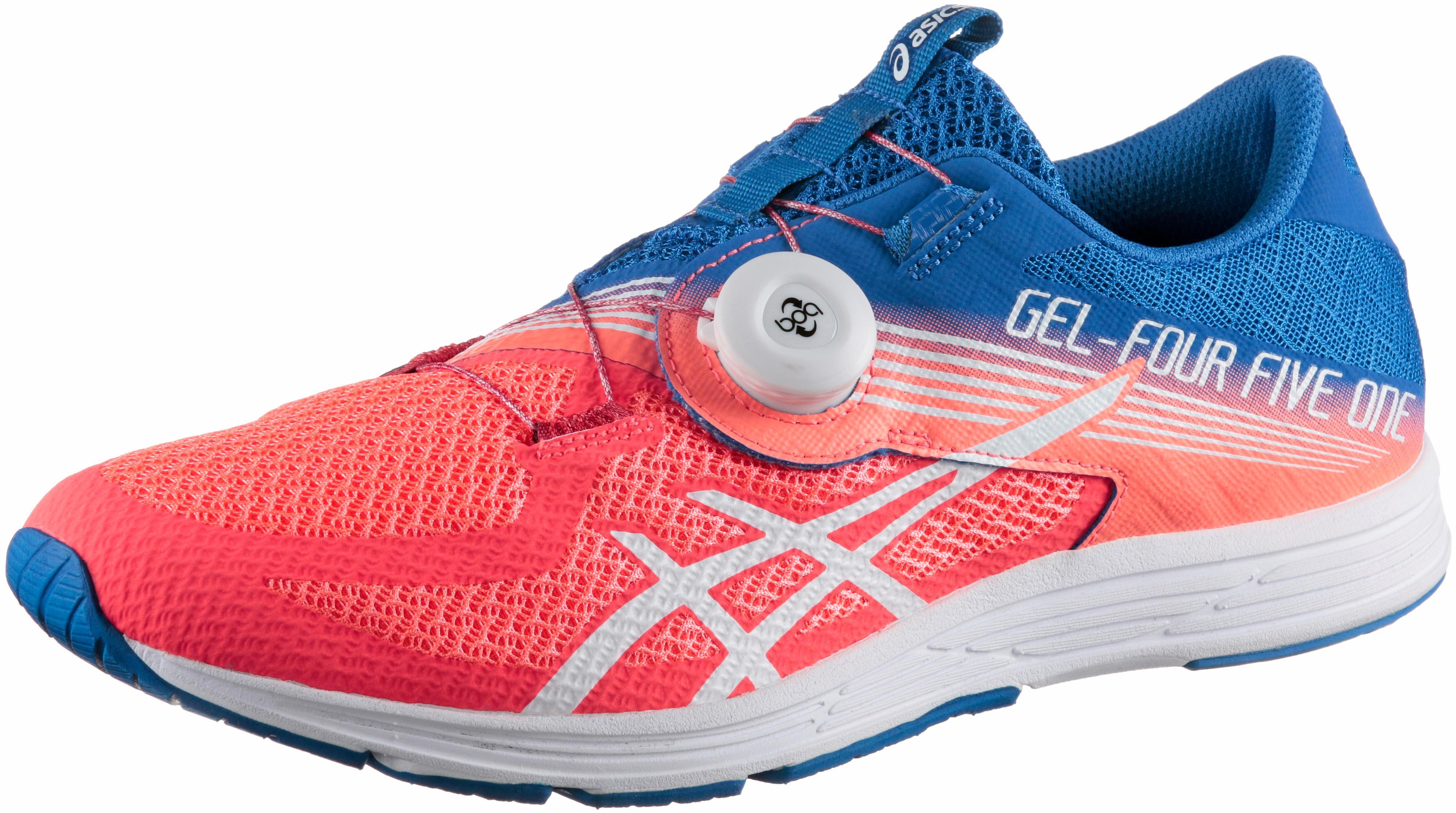 quality design 46873 72cbd ASICS GEL-451 Laufschuhe Herren flash coral-white-directoire blue im Online  Shop von SportScheck kaufen