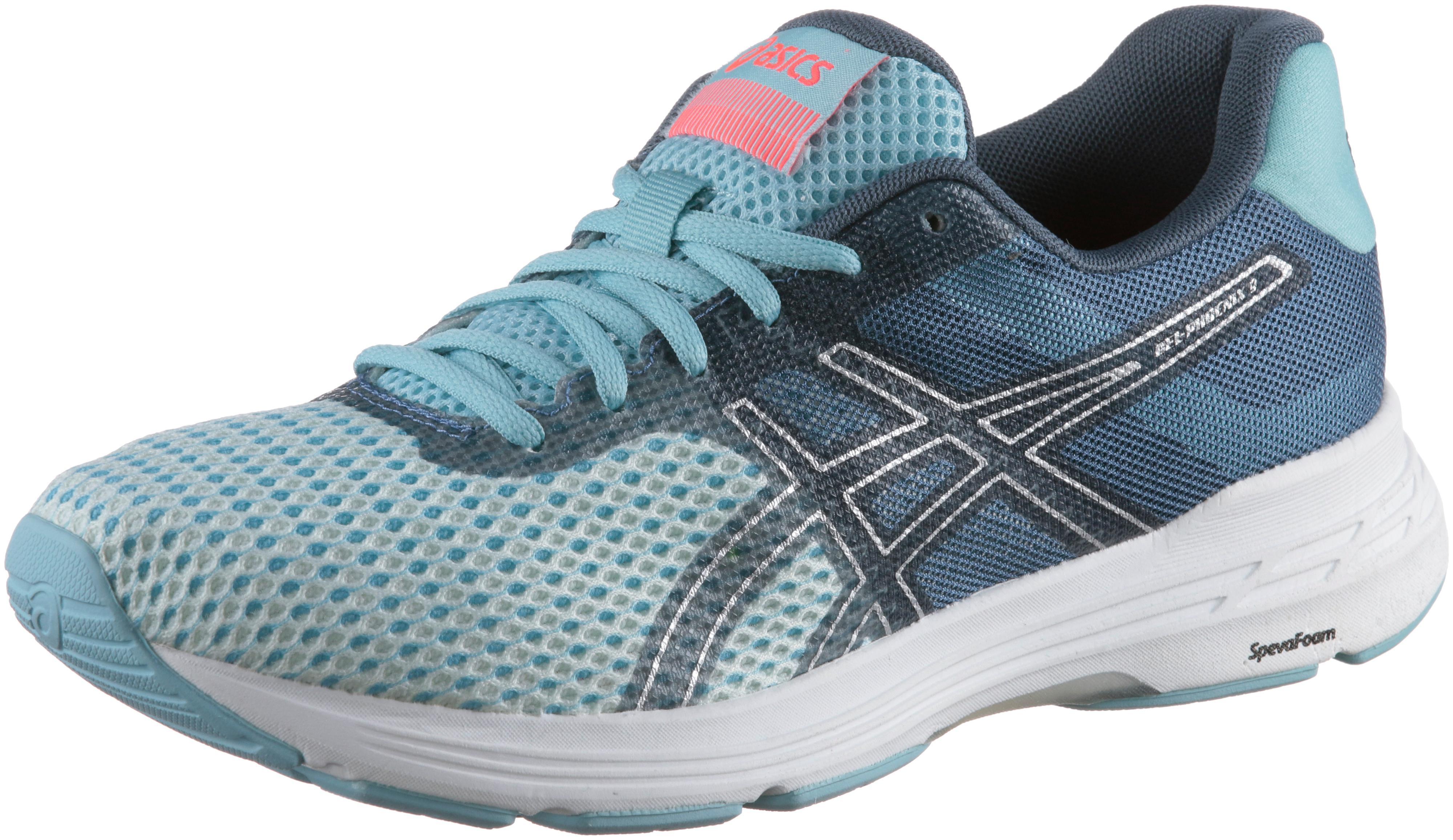 ASICS GEL-PHOENIX 9 Laufschuhe Damen porcelain blue-silver-flash coral im  Online Shop von SportScheck kaufen