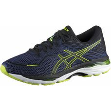 ASICS GEL-CUMULUS 19 Laufschuhe Herren indigo blue-black-safety yellow