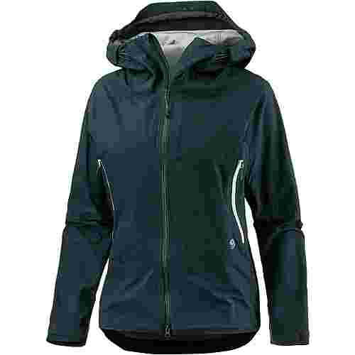 Mountain Hardwear Superforma Hardshelljacke Damen blue spruce