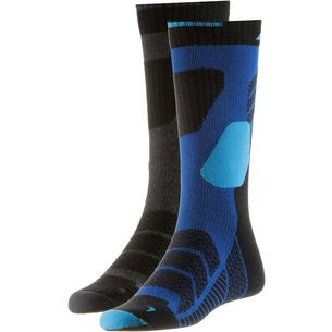 K2 Sportsocken ROYAL-ADRIA + ANTRA-GREY