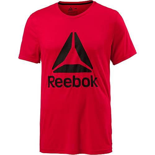 Reebok Funktionsshirt Herren primal-red