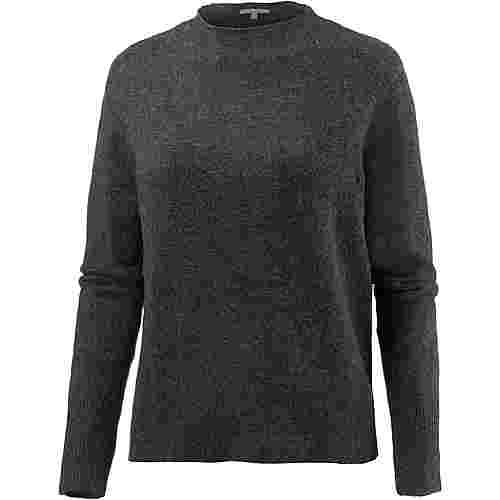 TOM TAILOR Strickpullover Damen shale grey melange