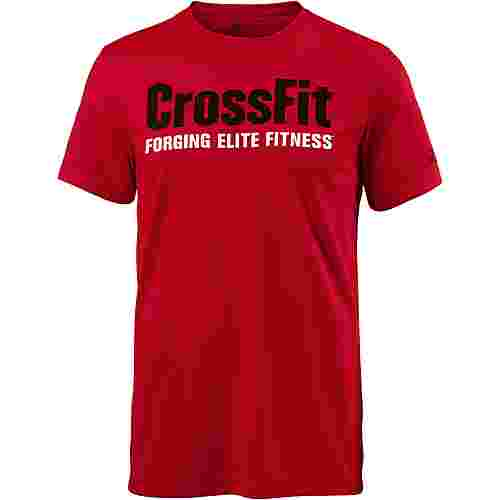 Reebok Crossfit Speed Funktionsshirt Herren primal-red