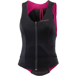 KOMPERDELL Air Vest Protektorenweste Damen black