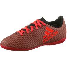 adidas X 17.4 IN J Fußballschuhe Kinder core black