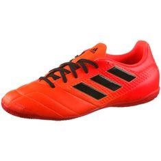 adidas ACE 17.4 IN Fußballschuhe Herren solar orange