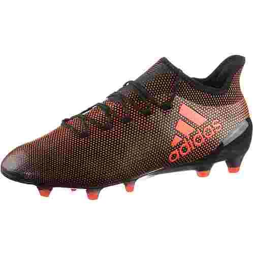adidas X 17.1 FG Fußballschuhe Herren core black
