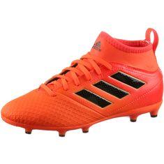 adidas ACE 17.3 FG J Fußballschuhe Kinder solar orange
