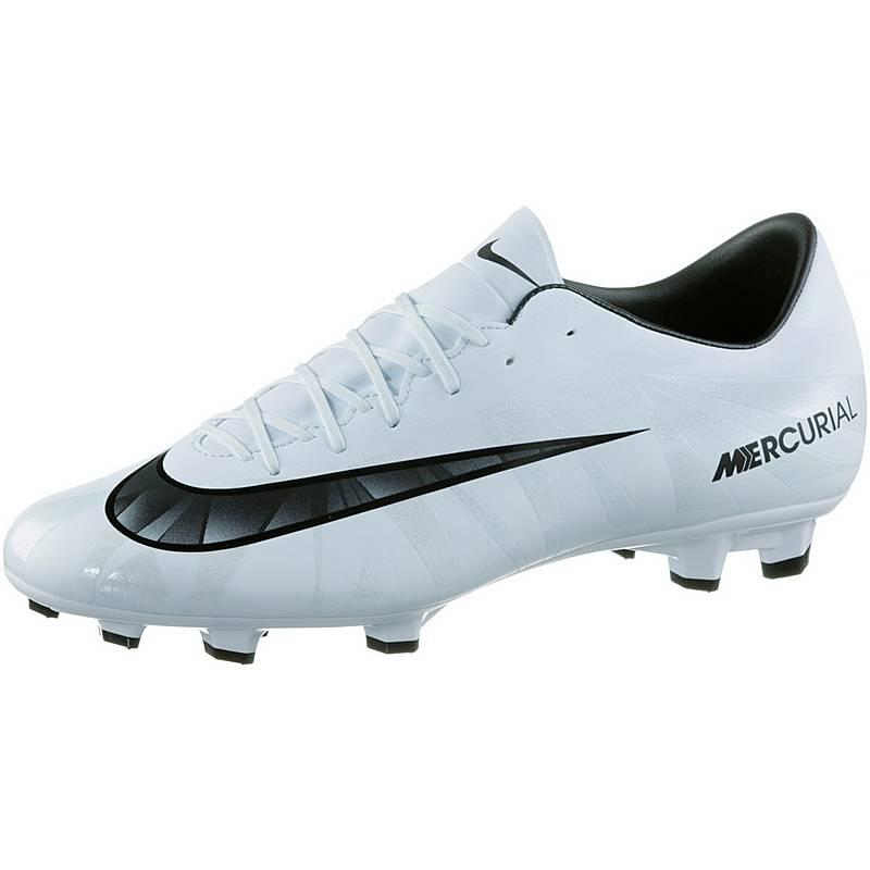 brand new 10ec5 eb47d Nike MERCURIAL VICTORY VI CR7 FG Fußballschuhe Herren blue  tintblack-white-blue