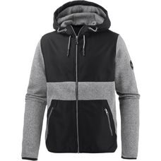 WLD KILLY BILLY II Fleecejacke Herren grey-black
