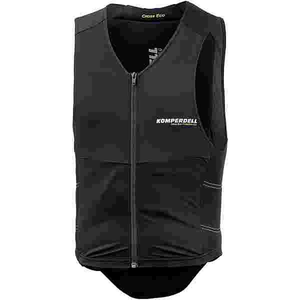 KOMPERDELL Cross SUPER ECO Vest with Belt Protektorenweste Herren black