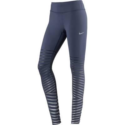 Nike Power Flash Epic Lux Lauftights Damen thunder blue-black