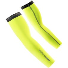 GripGrab Arm Warmers Armstulpen fluo yellow
