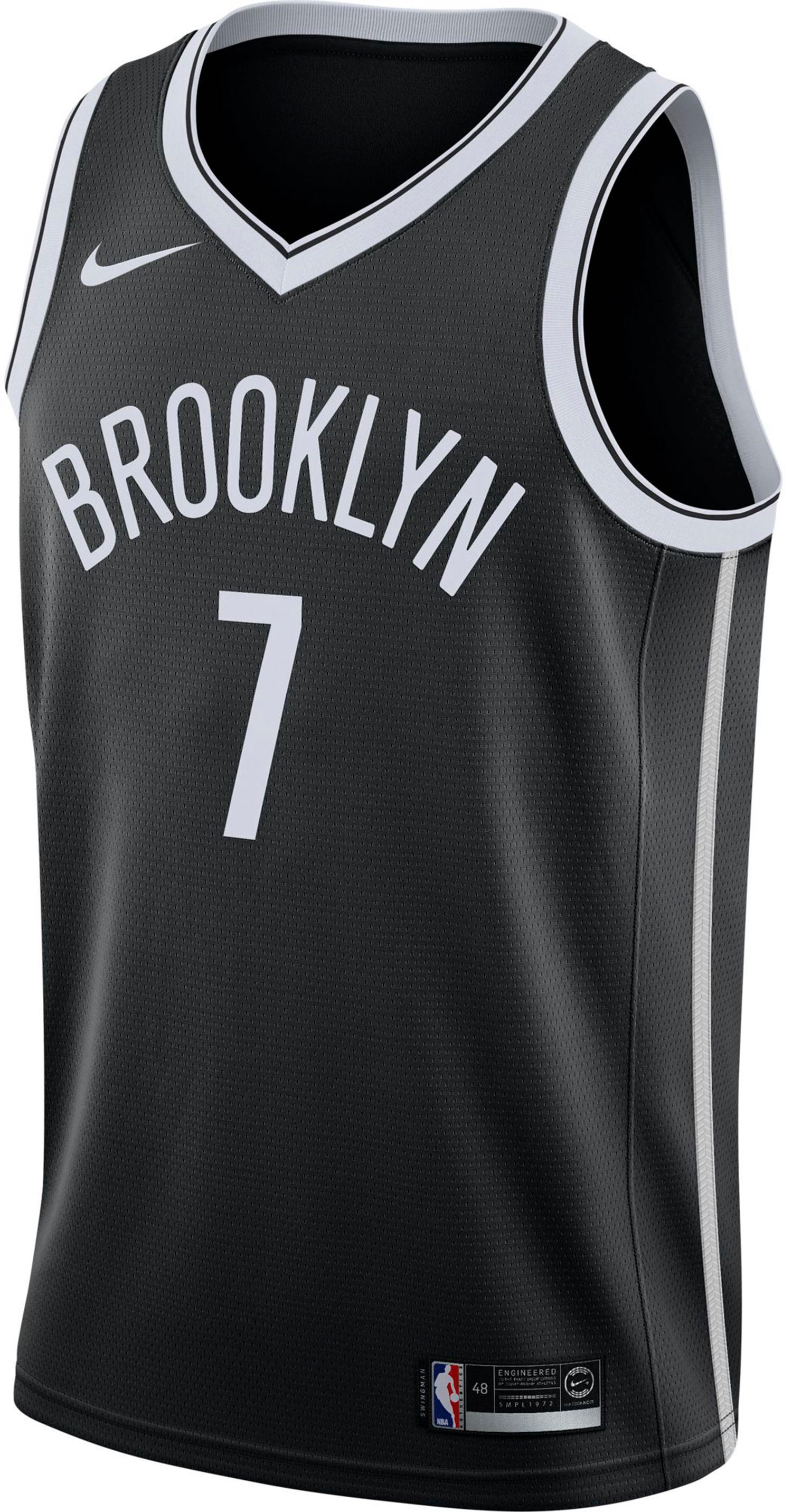 quality design cd66a 9745b Nike JEREMY LIN BROOKLYN NETS Basketballtrikot Herren BLACK im Online Shop  von SportScheck kaufen