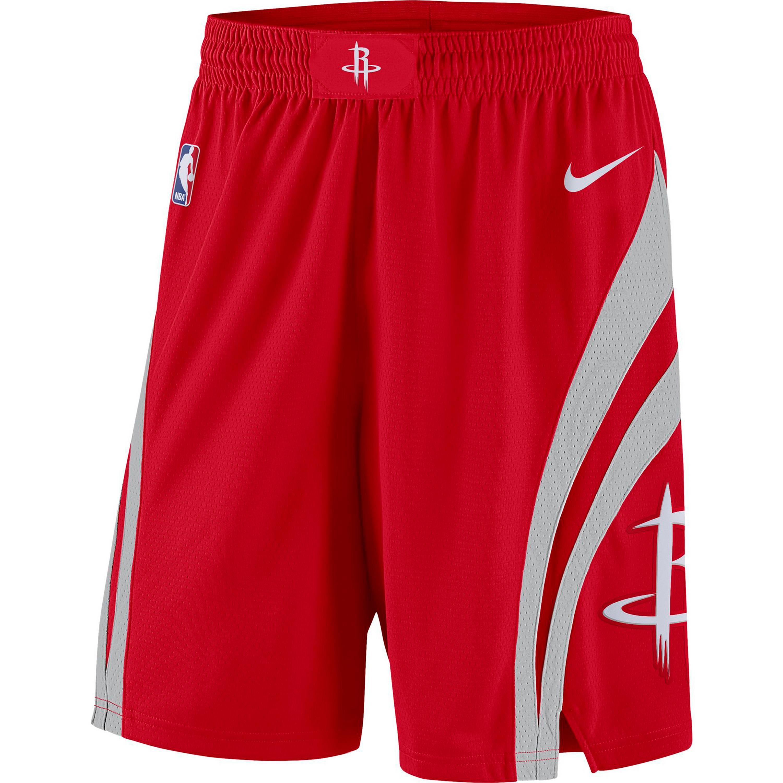 Nike HOUSTON ROCKETS Shorts Herren