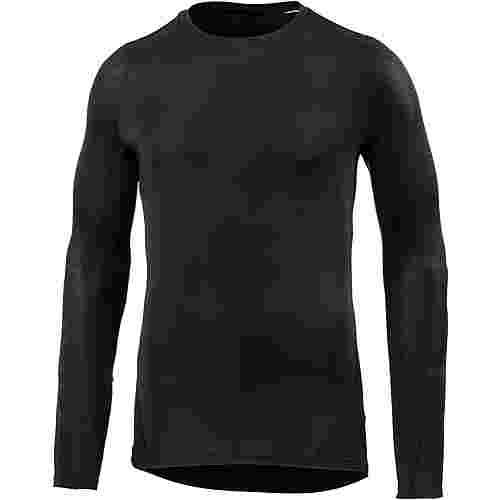 adidas Alphaskin Tech Kompressionsshirt Herren black
