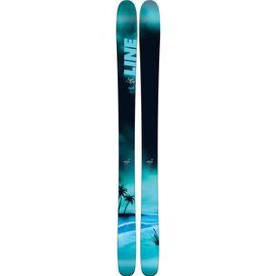 Line Sick Day 104 Freeride Ski türkis