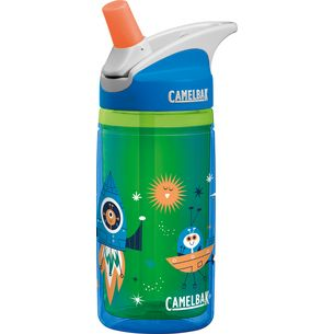 Camelbak Eddy Kids Insulated .4L Isolierflasche Kinder blue rockets