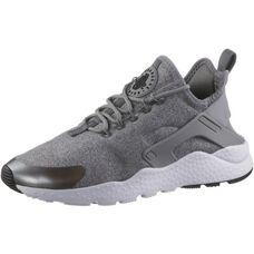 Nike AIR HUARACHE RUN ULTRA Sneaker Damen dust-dust-mtlc-pewter-black