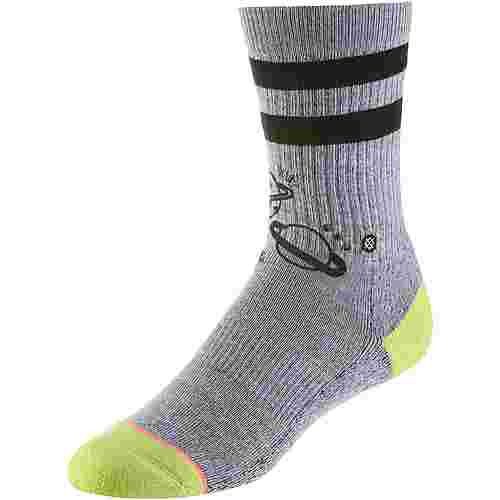 Stance Sneakersocken Damen grey