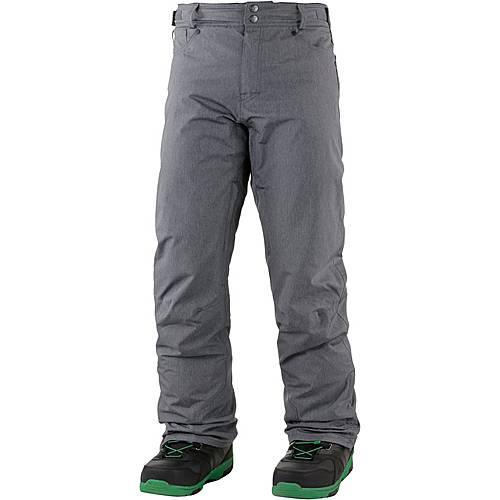 Brunotti Kitebar Snowboardhose Herren Dark Grey Melee