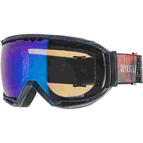 Quiksilver HUBBLE Snowboardbrille Herren MARINE IGUANA REAL