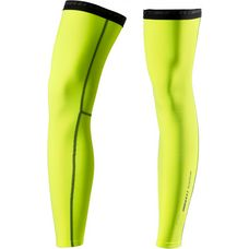 GripGrab Leg Warmers Stulpen fluo yellow