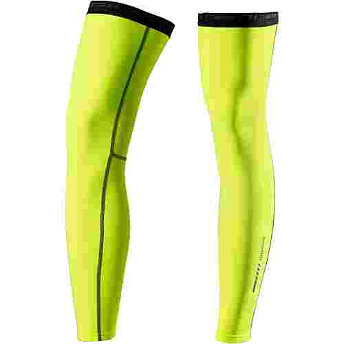 GripGrab Leg Warmers Beinlinge fluo yellow