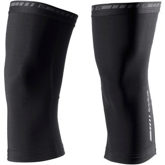 GripGrab Knee Warmers Knielinge black