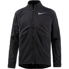 Nike Shield Laufjacke Herren black-reflective-silv