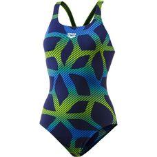 Arena Spider Schwimmanzug Damen navy/leaf