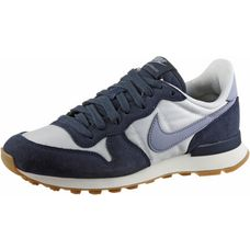 Nike INTERNATIONALIST Sneaker Damen summit white-glacier grey-thunder blue