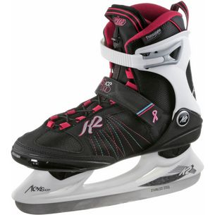K2 Alexis Ice Schlittschuhe Damen black-red