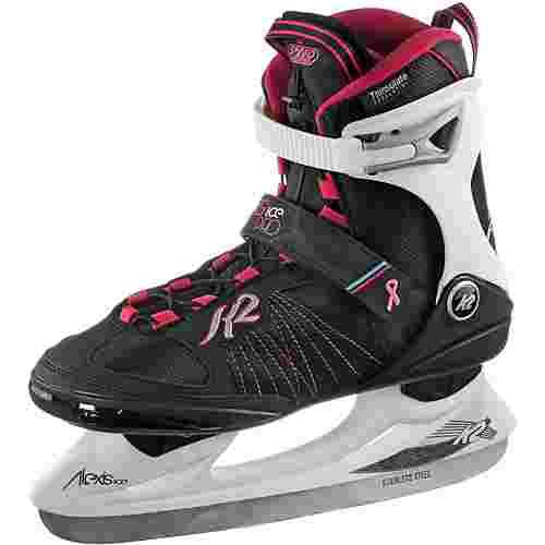 K2 Alexis Ice Schlittschuhe Damen black-red