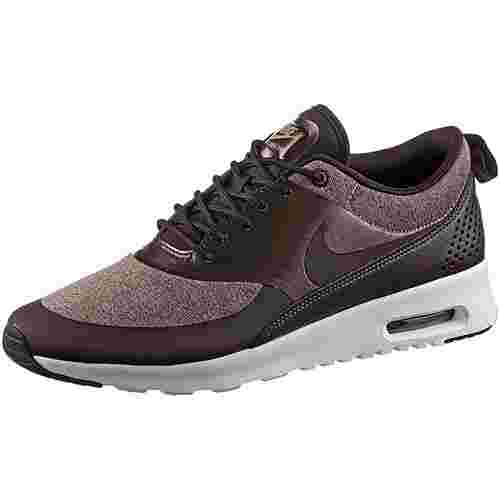 Nike AIR MAX THEA KNIT Sneaker Damen mtlc mahagony mtlc