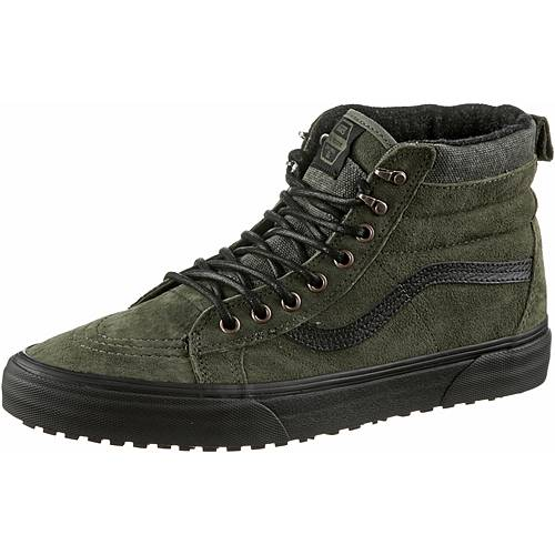 Vans SK8-Hi Sneaker Herren pat moore/grape leaf