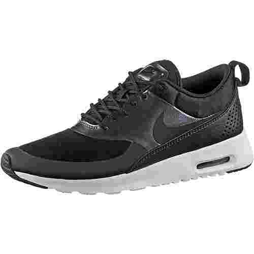 timeless design e63fa e4f73 Nike AIR MAX THEA KNIT Sneaker Damen black-black-mtlc hematite-anthracite