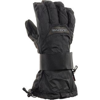 DAKINE Wristguard Fingerhandschuhe black