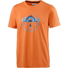 Columbia Nelson Point T-Shirt Herren koi