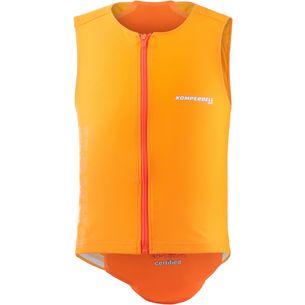KOMPERDELL Junior ECO Vest Protektorenweste Kinder Orange