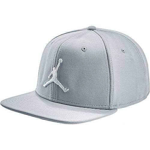 Nike JORDAN JUMPMAN Cap Herren wolf grey-white