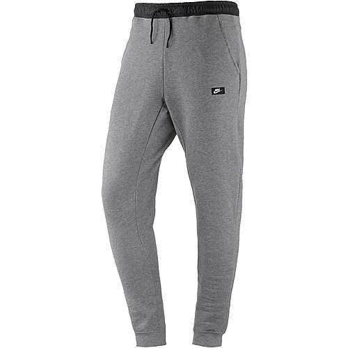 Nike NSW Sweathose Herren carbon-heather-black