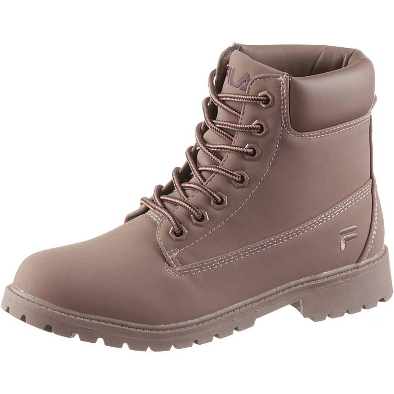 FILA Maverick Mid Boots Damen woodrose im Online Shop von ... ba8f34bd6a