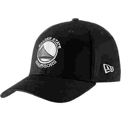 New Era 39THIRTY GOLDEN STATE WARRIORS Cap black