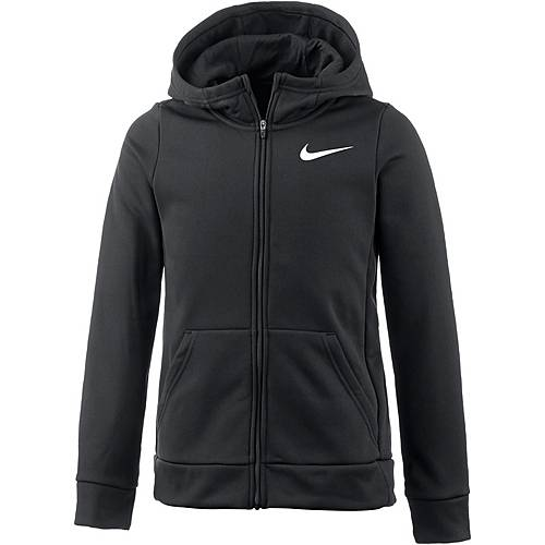 Nike Sweatjacke Kinder black